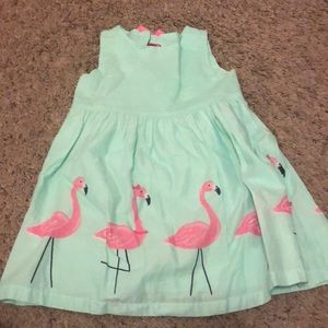 Toddler 2t Gymboree flamingo dress